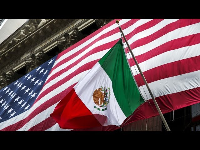 Canada out of US-Mexico Trade Deal