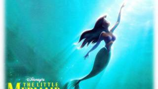 Part of Your World- The Little Mermaid  (Instrumental with Lyrics)