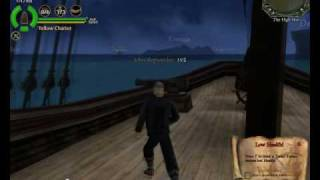 Pirates of the Caribbean Online Gameplay Trailer