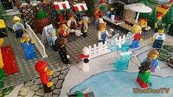 LASTENOHJELMIA SUOMEKSI - Lego city - Joulukiireitä - osa 1