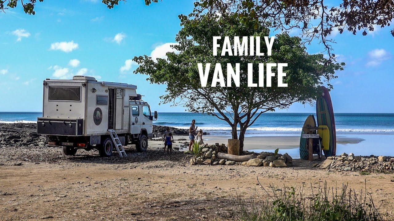 🇳🇮 La VAN LIFE  -  Nicaragua 2021