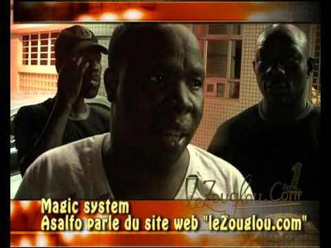 magic system interview asalfo.flv