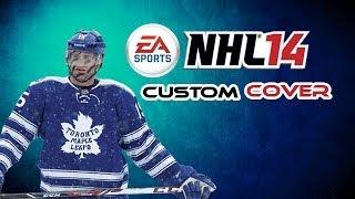 NHL 14 Custom Winter Classic Cover