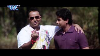 Manoj Tiger Full Comedy of Sapoot Film | Bhojpuri Comdey Movie 2014