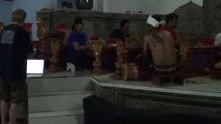 Hanuman Road Gamelan Rehearsal