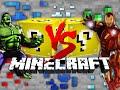Minecraft: LUCKY BLOCK CHALLENGE | HEROES VS VILLAINS