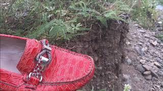 Один день из жизни красного мокасина (не в 3D)