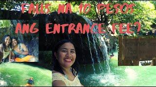 10 pesos entrance fee? Let's explore Tara Falls in Bolinao, Pangasinan