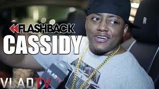 Cassidy's Post-Battle Interview After Beating Dizaster (Flashback)