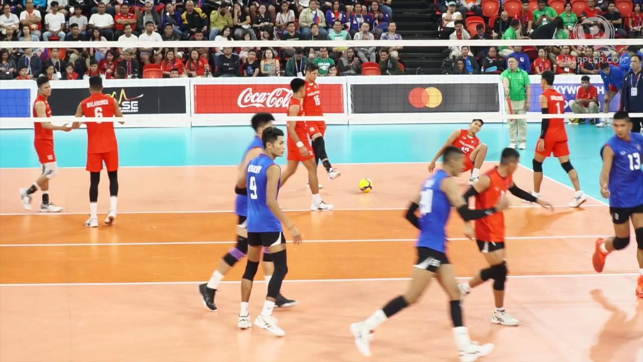 Highlights Philippines Vs Cambodia Sea Games 2019 Men S