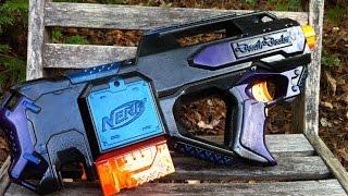 mod the selene a tactical nerf gun bullpup
