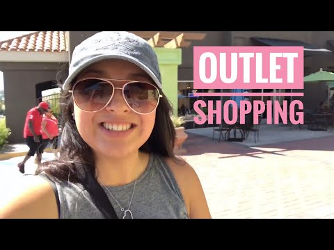 How to Shop at Outlets| Huge Discounts