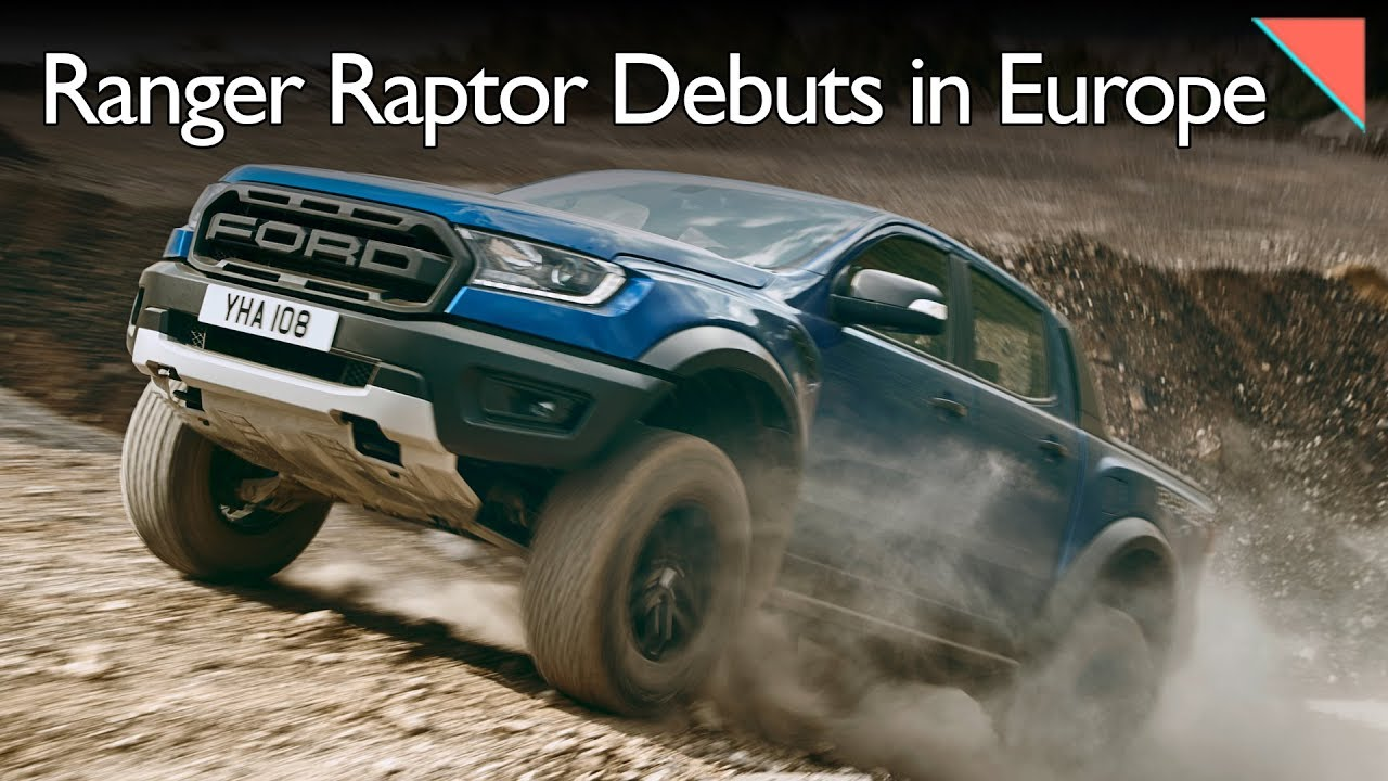 Euro Ranger Raptor, Scandals in the Auto Industry - Autoline Daily 2418