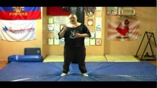 Психологический тренинг в боксе-1 / Psychological training in boxing