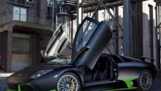 Edo Competition Lamborghini LP750 2011 Videos