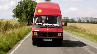 Leonora Hesse - Partybus (Tourvideo 2016)