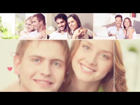 Wedding Invitation And Love Story Slideshow- After Effects Template thumbnail
