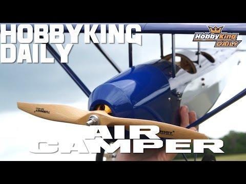 Pietenpol Air Camper - HobbyKing Daily