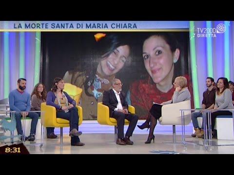 La morte santa di Maria Chiara
