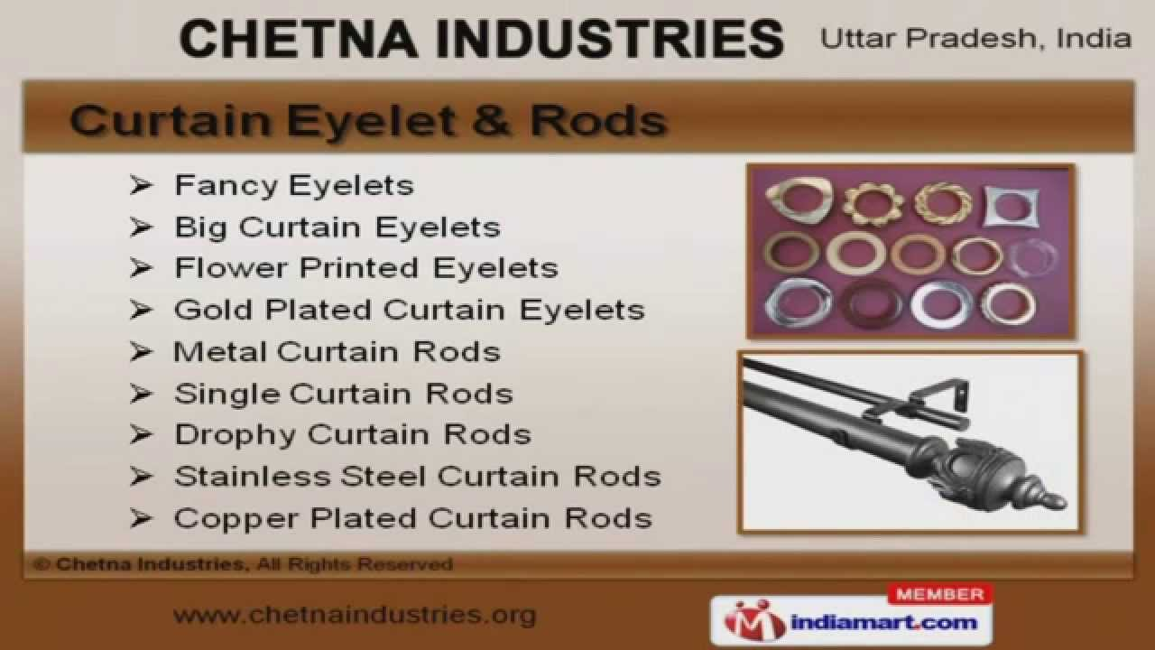 Steel Curtain Rods In Noida Www Myfamilyliving Com