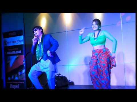Dance by Actor Dilip Rayamajhi & Arunima Lamsal