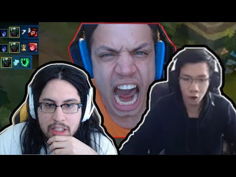 IMAQTPIE REACTS TO TYLER1'S ADDICTION AND RAGE QUIT | SHIPHTUR SEES PYKE ULT TRIPLE | LOL MOMENTS