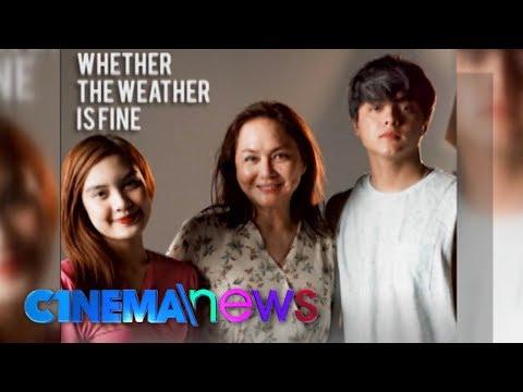 Daniel Padilla And Charo Santos Star In One Film | CINEMANEWS