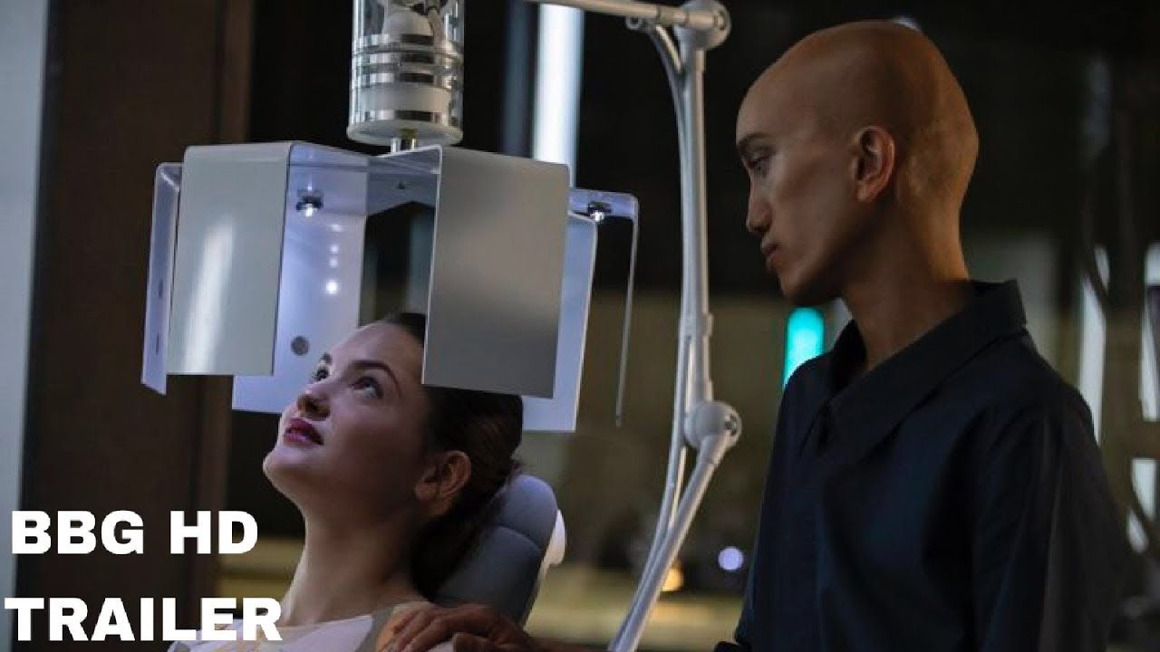OSMOSIS - Official Trailer (2019) Netflix Sci-fi Series HD
