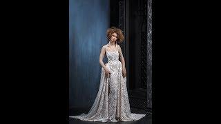 Дизайнерские свадебные платья Anna Evsikova for LA DUCHESSE Couture look3