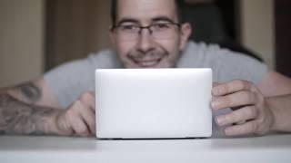 Самый маленький ноутбук