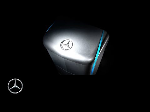 Mercedes-Benz Energy Storage Home