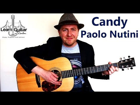 Candy - Paolo Nutini - Easy Acoustic Guitar Lesson - How to Play