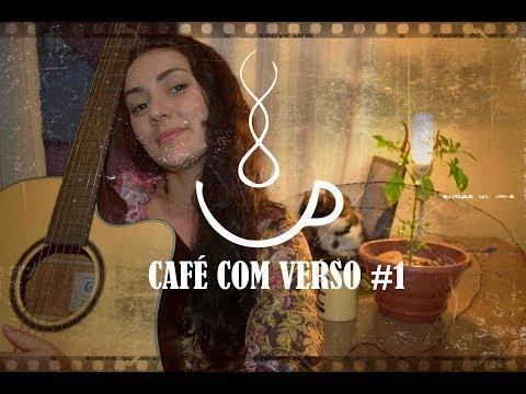 CAFÉ COM VERSO 1 -  físico Spotify Significados e Música