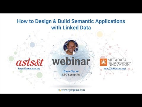 How to Design & Build Semantic Applications with Linked Data