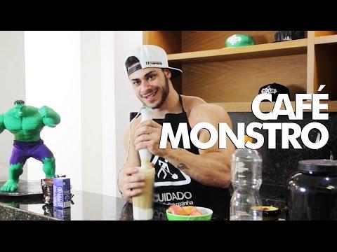 MONSTRO NA COZINHA - Café Monstro
