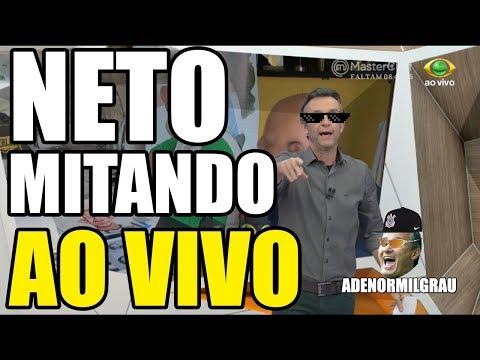 CRAQUE NETO MITANDO AO VIVO - OS DONOS DA BOLA