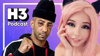 Belle Delphine Arrested By British Authorities & Fousey vs Slim - H3 Podcast #147