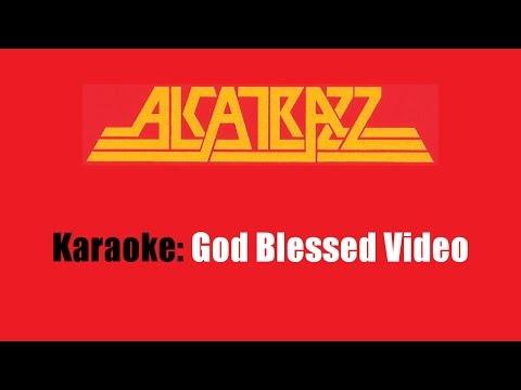 Karaoke: Alcatrazz / God Blessed Video