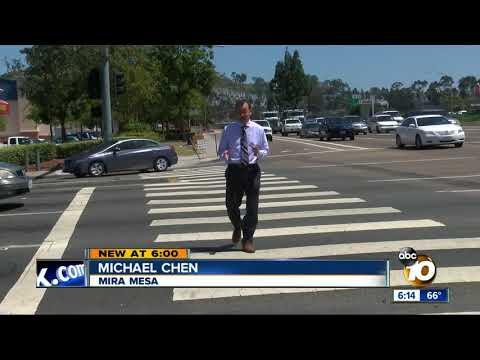 Mira Mesa intersection concerns