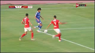 ملخص مباراة الأهلي وسموحة الودية بتعليق