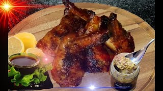 Фаршированные куриные крылья - Stuffed chicken wings
