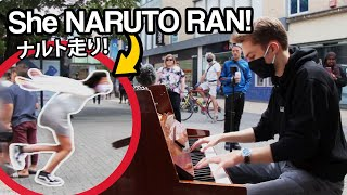 Download lagu I played NARUTO and other anime songs on piano in public