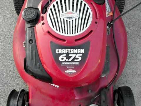 Craftsman 675 Mrs
