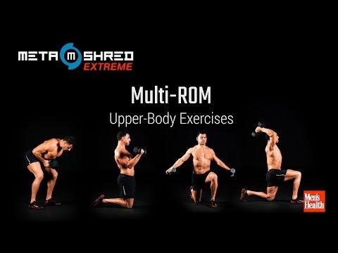 Multi-ROM: Upper-Body Exercises