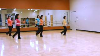 Homegrown - Line Dance (Dance & Teach)