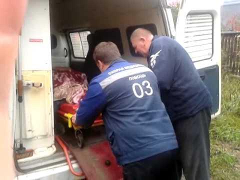 оборудование для транспортировки больных на скорой помощи
