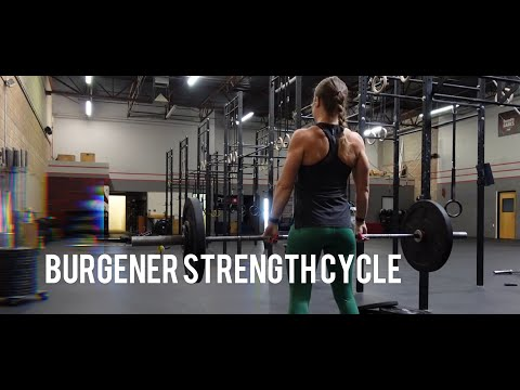 Full Day of Mayhem Burgener Strength