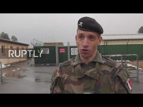 Germany: US Army Europe General hails 'readiness' during 14 nation drill
