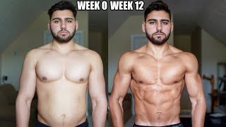 Realistic and Natural 12 Węek Body Transformation