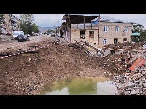 Бои в Нагорном Карабахе беспрецедентны по своим масштабам в 21 веке — политик. Панорама